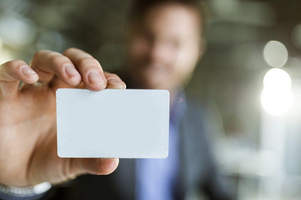 Stwórz własną wizytówkę zgodnie z Twoimi preferencjami!